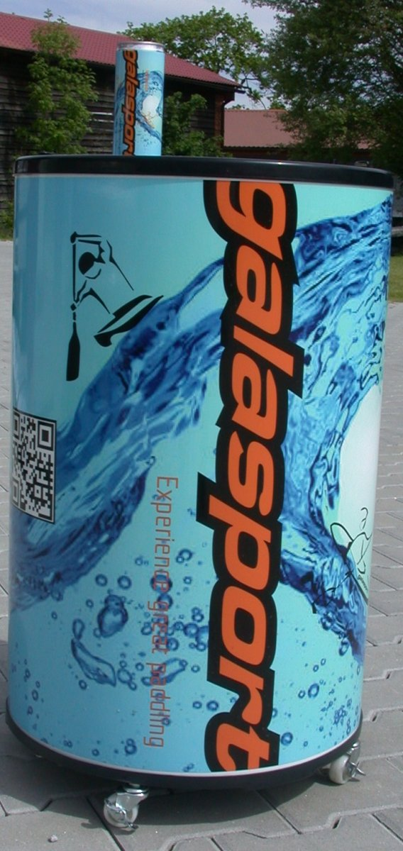 Galasport energy drink