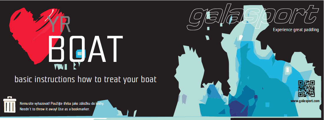 love your boat, galasport