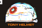 Tony helmet, Galasport