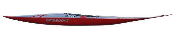 Slalom boat K1 Echo cube, Galasport
