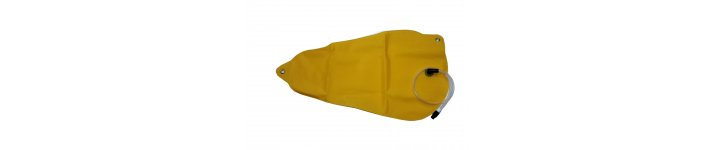 Buoyancy rear bag, Galasport